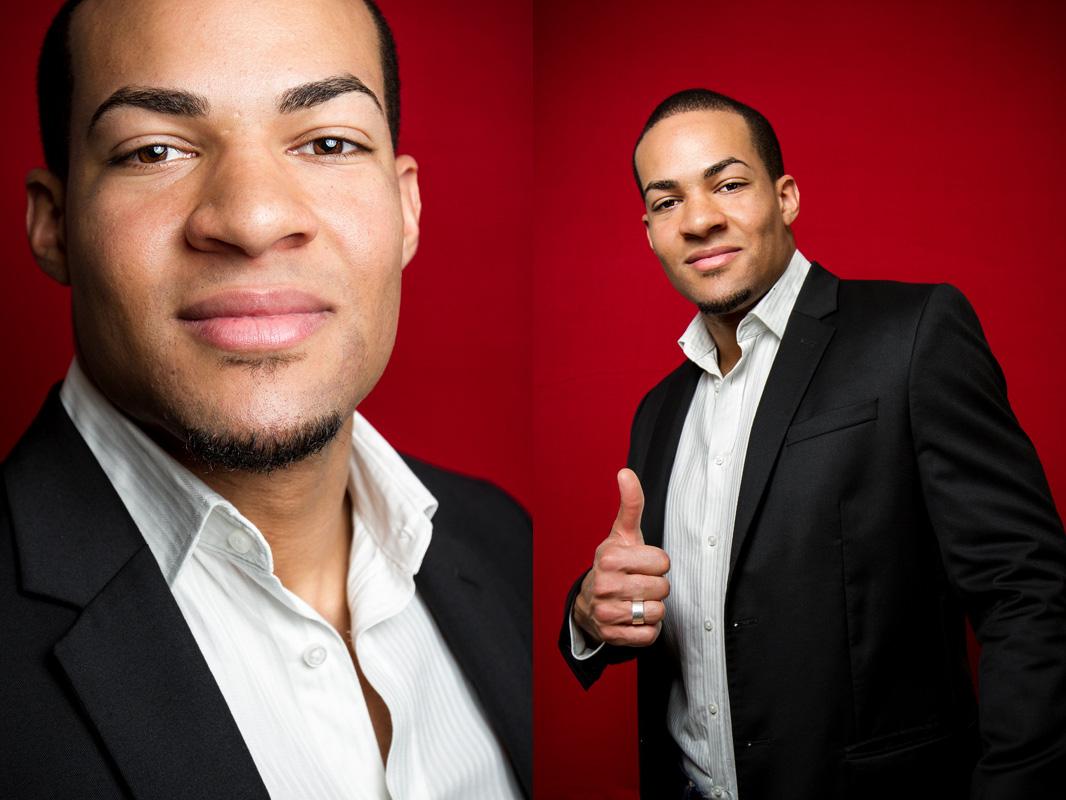 Jerome Otoo - Geschäftsführer
