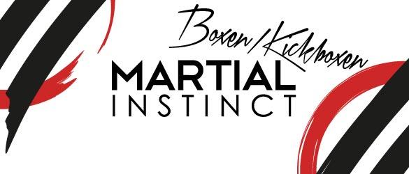 MARTIAL INSTINCT BOXEN/KICKBOXEN